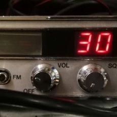 Radios antiguas: EMISORA DE 27 MHZ. PRESIDENT . FUNCIONA BIEN. Lote 230415920