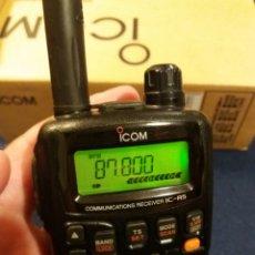 Radios antiguas: ICOM IC R5 - RECEPTOR DE COMUNICACIONES SCANNER -RADIOAFICIONADOS - RADIO ESCUCHAS. Lote 233617585