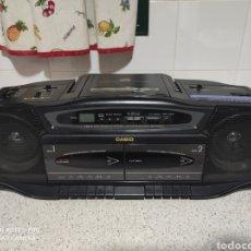 Radios antiguas: RADIOCASETTE CASIO CD-510W. Lote 233952540