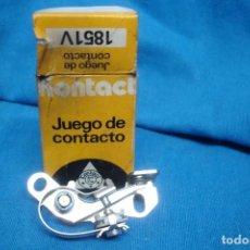 Radios antiguas: JUEGO DE CONTACTO MARCA KONTACK RF. 1851 V - NUEVO. Lote 234577950