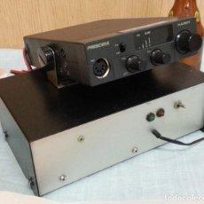 Radios antiguas: EMISORA RADIO-AFICIONADOS. APARATO VINTAGE. PRESIDENT.. Lote 235048790