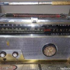 Radios antiguas: ANTIGUA RADIO ZENITH RUSA ORIGINAL. Lote 235141385