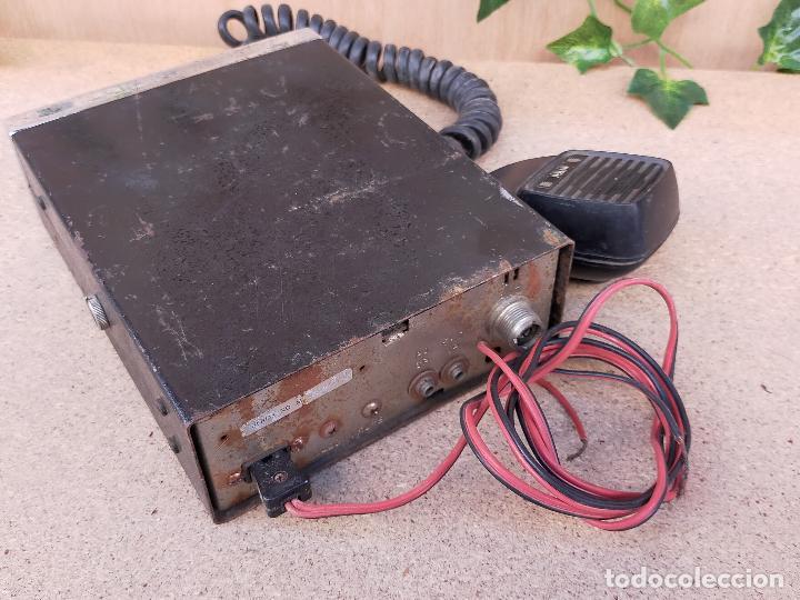Radios antiguas: RADIO RADIO AFICIONADO INTEX - Foto 3 - 235811790