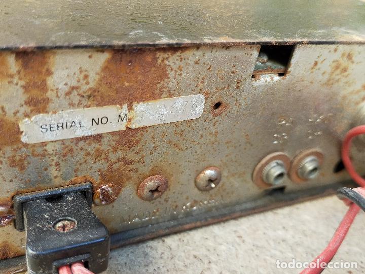 Radios antiguas: RADIO RADIO AFICIONADO INTEX - Foto 4 - 235811790