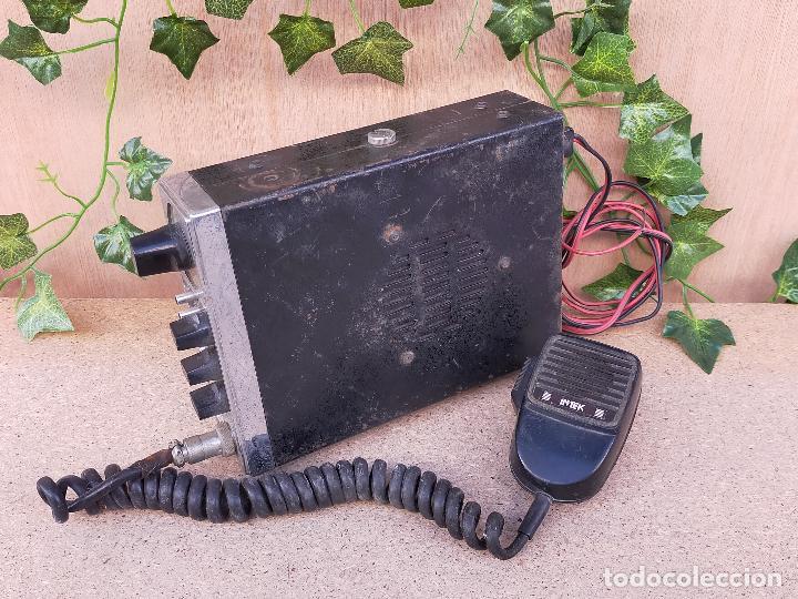 Radios antiguas: RADIO RADIO AFICIONADO INTEX - Foto 5 - 235811790
