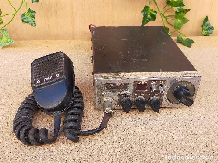 RADIO RADIO AFICIONADO INTEX (Radios, Gramófonos, Grabadoras y Otros - Radioaficionados)
