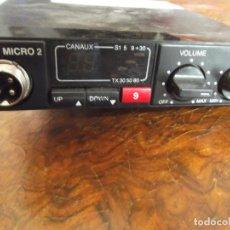 Radios antiguas: EMISORA DE RADIO AFICIONADO CASI NUEVA. Lote 237573905
