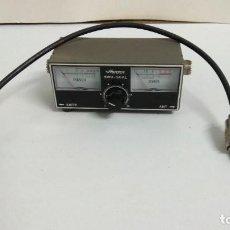 Radios antiguas: MEDIDOR DE POTENCIA SWR. Lote 242321155