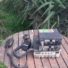 Radios antiguas: LOTE DE TRES EMISORAS DOS PRESIDENT Y UNA PIHERNZ. Lote 243623565