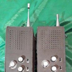 Radios antiguas: PAREJA DE WALKI-TALKIE TOKAI. Lote 243853935