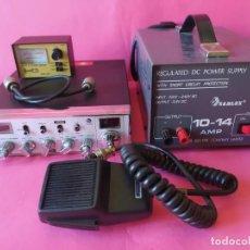 Radios antiguas: LOTAZO RADIOAFICIONADO. SUPER STAR 3900...... Lote 243914590