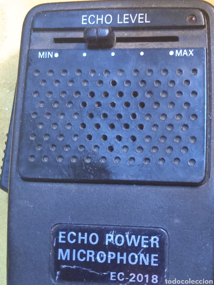 Radios antiguas: Cámara de eco para emisora - Foto 4 - 244582255