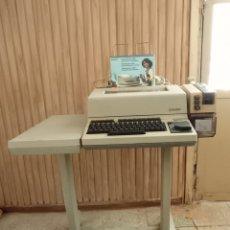 Radios antiguas: TELETIPO SIEMENS VITANGE CON MESA INCLUIDA. Lote 245506920