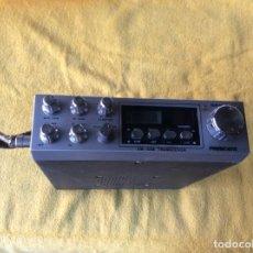 Radios antiguas: EMISORA. RADIOAFICIONADO PRESIDENT. Lote 248196395
