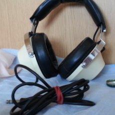 Radios antiguas: AURICULARES VINTAGE. MARCA TOSHIBA.. Lote 254449555