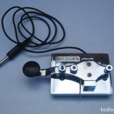 Radios antiguas: LLAVE TELEGRÁFICA BENCHER. Lote 254968545