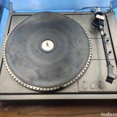 Radios antiguas: THORENS TD-105 MK II TOCADISCOS. Lote 256064655