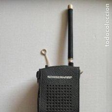 Radios antiguas: TRANSCEPTOR MARITIMO SOMMERKAMP TS-206MT. Lote 256066040