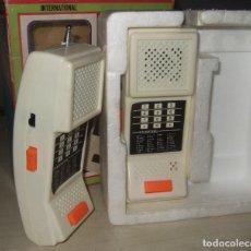 Radios antiguas: WALKIE TALKIES SOLID STATE INTERNATIONAL AÑOS 80 ( A ESTRENAR ). Lote 257329890