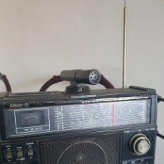 Radios antiguas: RADIO RECEPTOR VINTAGE. Lote 257459925