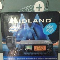 Radios antiguas: EMISORA MIDLAND ALAN 48 EXCEL.. Lote 258833800