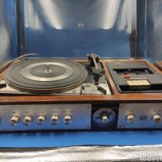 Radio antiche: TOCADISCOS BETTOR EF 44 PLATO DUAL 1211. Lote 260040570