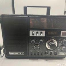 Radios antiguas: RADIO GRUNDING MULTIBANDA PROFESIONAL 1400. Lote 260774465