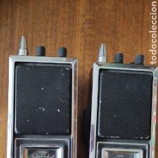 Radios antiguas: 2 WALKIE TALKIE GREAT 6 CHANNEL MODELO 417FM AÑOS 70.. Lote 261176955