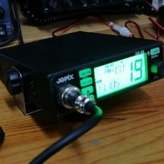 Radios antiguas: EMISORA RADIOAFICIONADO JOPIX GS-60. Lote 263037065