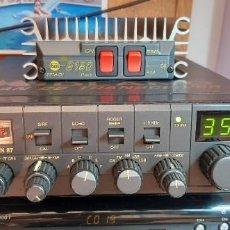 Radio antiche: EMISORA RADIOAFICIONADO 27MHZ. ALAN MIDLAN 87. Lote 263080640