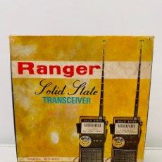 Radios antiguas: RANGER WT-833. Lote 263704385