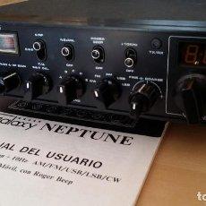 Radios Anciennes: EMISORA RADIOAFICIONADO GALAXY NEPTUNE. Lote 264264764