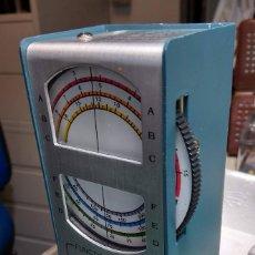 Radios antiguas: DIP METER TRANSISTORIZADO DE LA MARCA ALTAI (JAPÓN). CAJA Y BOBINAS ORIGINALES. MUY POCO USO.. Lote 264468609