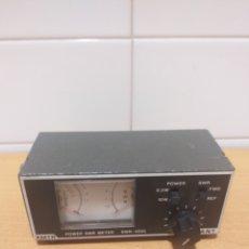 Radios Anciennes: MEDIDOR POTENCIA Y WATIMETRO PARA EMISORA RADIOAFICIONADO. Lote 264776284