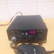 Radios Anciennes: EMISORA RADIOAFICIONADO RT-501 40 CANALES. Lote 264799784