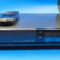 Radios Anciennes: BLAUPUNKT RTV-820 HIFI VIDEO RECORDER. Lote 264988004