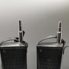 Rádios antigos: JUEGO DE DOS WALKIE TALKIE TRANSCEIVER POWER ELECTRONICS. Lote 265826894