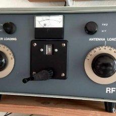 Rádios antigos: ACOPLADOR DE ANTENA HF RF TUNER HASTA 3KW. COMO NUEVO LINEA COLLINS. Lote 267070194