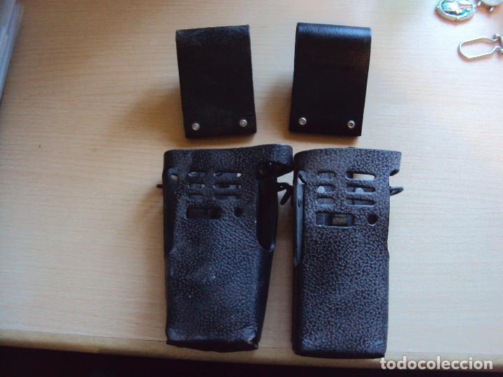 2 PORTA RADIO TELEFONOS MOTOROLA (Radios, Gramófonos, Grabadoras y Otros - Radioaficionados)