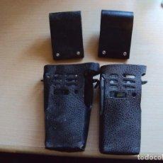 Radios antiguas: 2 PORTA RADIO TELEFONOS MOTOROLA. Lote 267476254