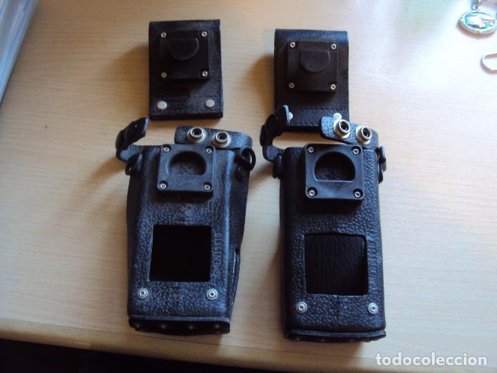 Radios antiguas: 2 porta radio telefonos motorola - Foto 2 - 267476254