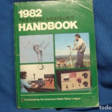 Radio antiche: HANDBOOK 1982 - THE RADIO AMATEUR´S. Lote 267828679
