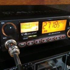 Radios antiguas: EMISORA RADIOAFICIONADO MIDLAND ALAN 48. Lote 268938779