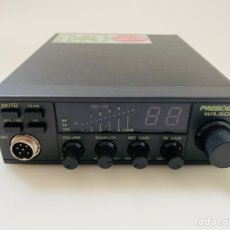 Radios antiguas: PRESIDENT WILSON CB RADIO TRANSCEIVER. Lote 269709588