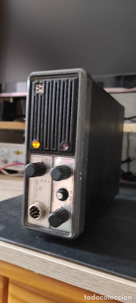 Radios antiguas: RADIO EMISORA VHF 2 METROS TELTRONIC P-25 - Foto 2 - 269744433