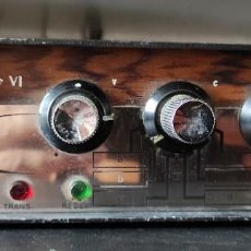 Rádios antigos: RADIO EMISORA VHF MENSAJERO VI. Lote 269744823