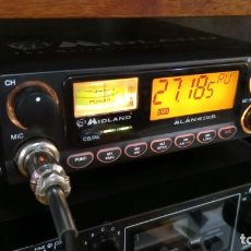 Radios antiguas: EMISORA RADIOAFICIONADO MIDLAND ALAN 48. Lote 270212553