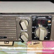 Radios antiguas: RADIO EMISORA TRANSCEPTOR CB 27MHZ MARINA CQO. Lote 273440018