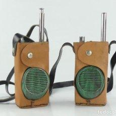 Radio antiche: RADIO-TELÉFONOS WALKIE TALKIE COMANDO PACTRA. Lote 275167748