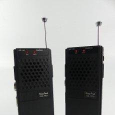 Rádios antigos: RADIO-TELÉFONOS WALKIE TALKIE KINGS POINT CB-150. Lote 275167858
